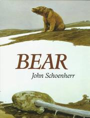 Bear by John Schoenherr