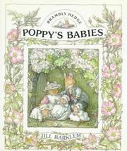 Poppy&#39;s babies by Jill Barklem