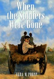 When the soldiers were gone PDF