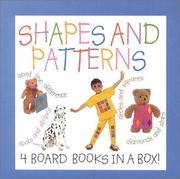 Shapes and Patterns PDF