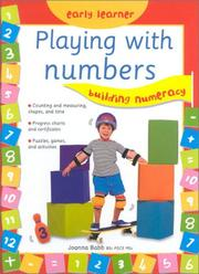 Playing with Numbers (Early Learner) PDF