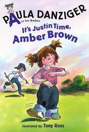 It's Justin Time, Amber Brown PDF