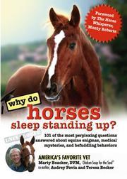 Why Do Horses Sleep Standing Up? PDF