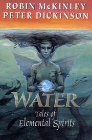 Cover of: Water by Robin McKinley, Peter Dickinson