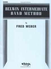 Belwin Intermediate Band Method PDF