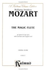 Zauberflte by Wolfgang Amadeus Mozart