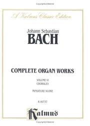 Organ works PDF