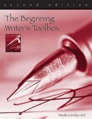 The Beginning Writers Toolbox PDF
