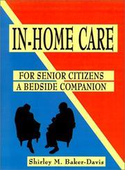 In-Home Care for Senior Citizens PDF