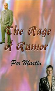 The Rage of Rumor PDF
