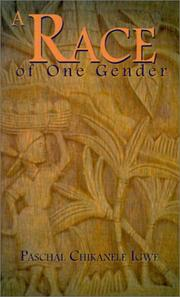 A Race of One Gender PDF