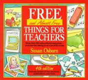 Free (and almost free) things for teachers PDF