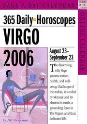 365 Daily Horoscopes Virgo 2006 PDF