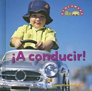 A Conducir!/ Driving (Benchmark Rebus) PDF
