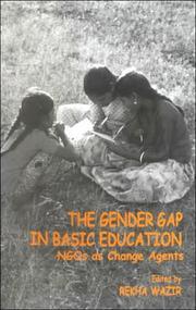 The Gender Gap in Basic Education PDF