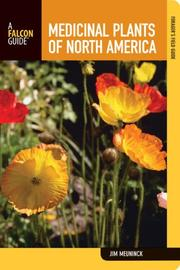 Medicinal Plants of North America by Jim Meuninck