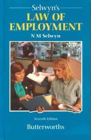 Law of Employment PDF