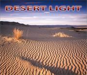 Desert Light Deluxe 2004 Calendar