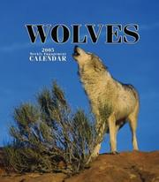 Wolves 2005 Weekly Engagement Calendar PDF