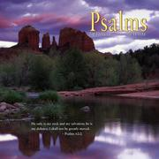 Psalms 2006 Inspirational Wall Calendar by Tim Fitzharris