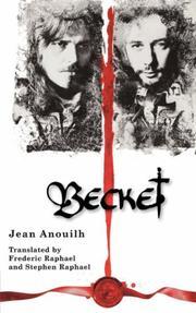 Becket (Modern Plays)