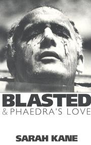 Blasted/Phaedra's Love (Methuen Modern Plays Series) PDF