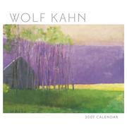 Wolf Kahn 2007 Mini Wall Calendar PDF
