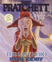 Cover of: The Last Hero by Terry Pratchett, Paul Kidby