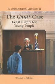 The Gault Case PDF