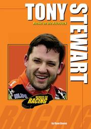 Tony Stewart by Ryan Basen