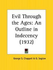 Evil Through the Ages PDF