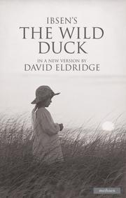 Cover of: The Wild Duck by Henrik Ibsen