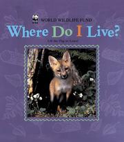 Where Do I Live? (World Wide Life Fund) PDF