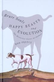 Brute Souls, Happy Beasts, And Evolution PDF