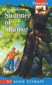 Summer of Shame (Passages Hi: Lo Novels: Contemporary) PDF