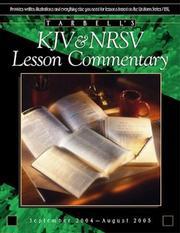 Tarbell's KJV & NRSV Lesson Commentary PDF