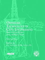 Offshore Technology in Civil Engineering by J. S., III Templeton, J. S. Templeton