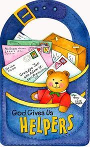 God Gives Us Helpers, Handle Board Bks (Handle Board Books) PDF