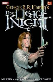 Cover of: Hedge Knight TPB by George R. R. Martin