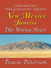 Cover of: New Mexico Sunrise by Tracie Peterson