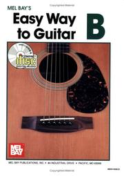 Mel Bay Easy Way to Guitar B PDF