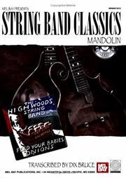Mel Bay String Band Classics-Mandolin PDF