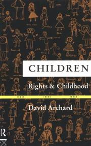 Children by David Archard