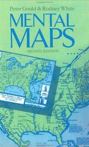 Mental maps by Gould, Peter