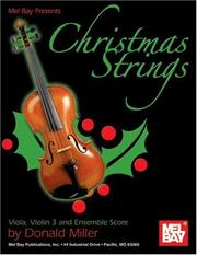 Mel Bay presents Christmas Strings PDF