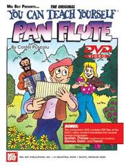 Mel Bay presents You Can Teach Yourself Pan Flute DVD contains PDFs in several foreign languages PDF
