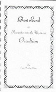 Ghost Land PDF