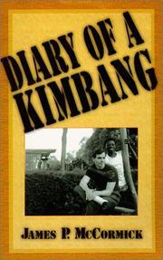 Diary Of A Kimbang PDF