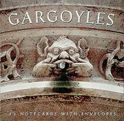 Gargoyles Square Notecard Wallet PDF