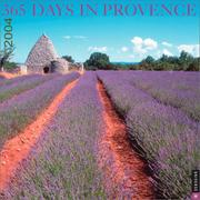 365 Days In Provence 2004 Wall Calendar